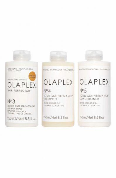 PHOTO: This Olaplex Strengthening Protect set is featured in Nordstrom's 2020 Anniversary Sale. (Nordstrom)