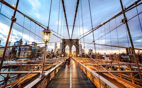 Brooklyn Bridge - Credit: GETTY