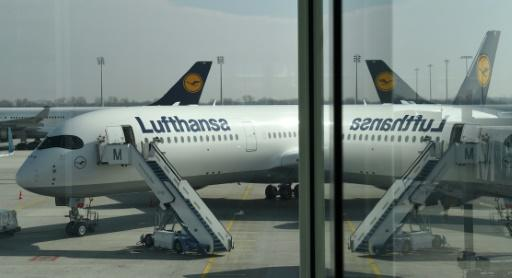 Lufthansa swings to first Q1 profit since 2008