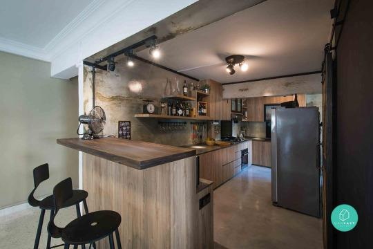 Open Concept Kitchen Designs For Small Spaces