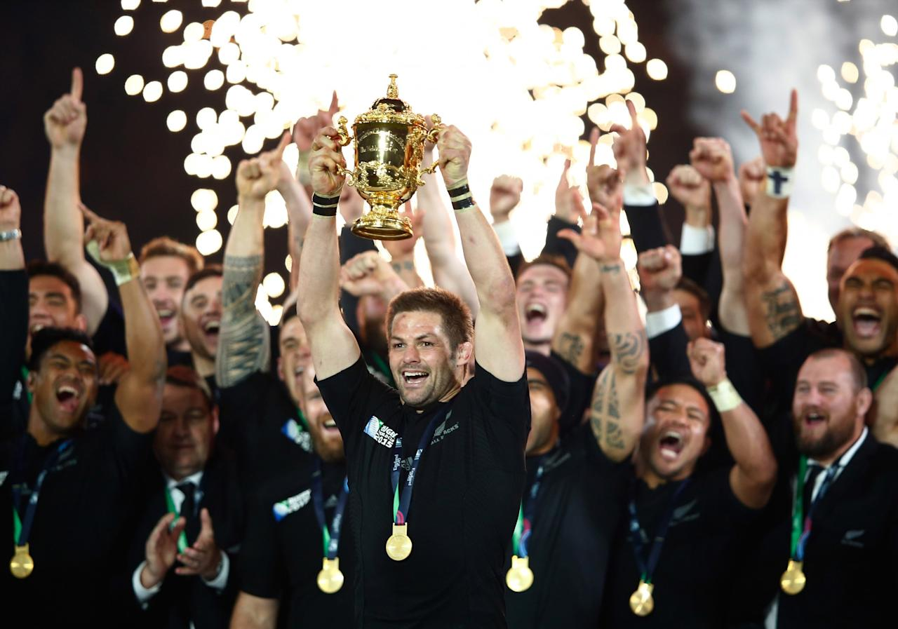 <p>Despite routinely being ranked the no.1 rugby union side in the world, the All Blacks didn't win the World Cup title between 1987 and 2011. Also, New Zealand's rugby league side took 54 years to finally win a World Cup title, when they defeated Australia in the final in 2008. </p>