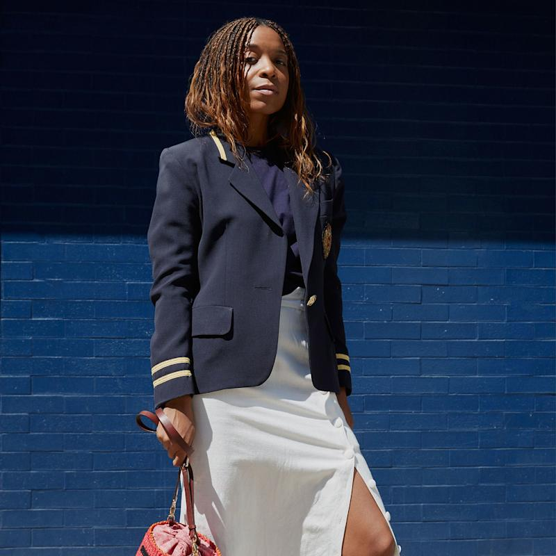 A Former Corporate Lawyer Talks Launching a Sustainable Fashion E-Commerce Website