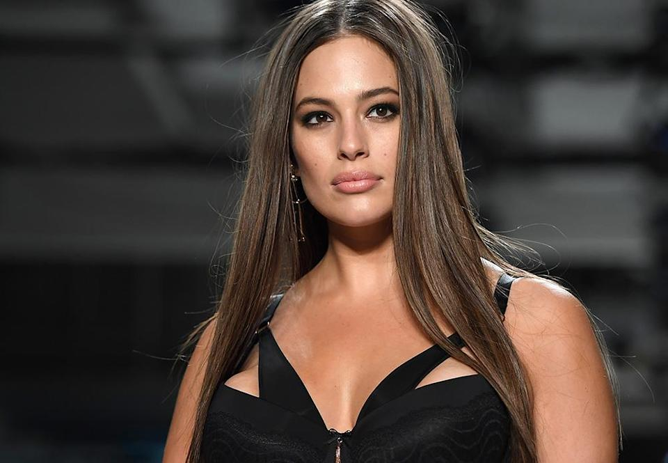 Social media influencer Karyn Johnson wants to know why the photos she posted of Ashley Graham on Instagram were taken down. (Angela Weiss/AFP/Getty Images)