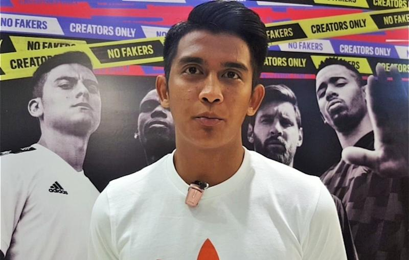 Irfan grateful to be called up, insists Malaysia U-22 need no extra guidance from overaged players
