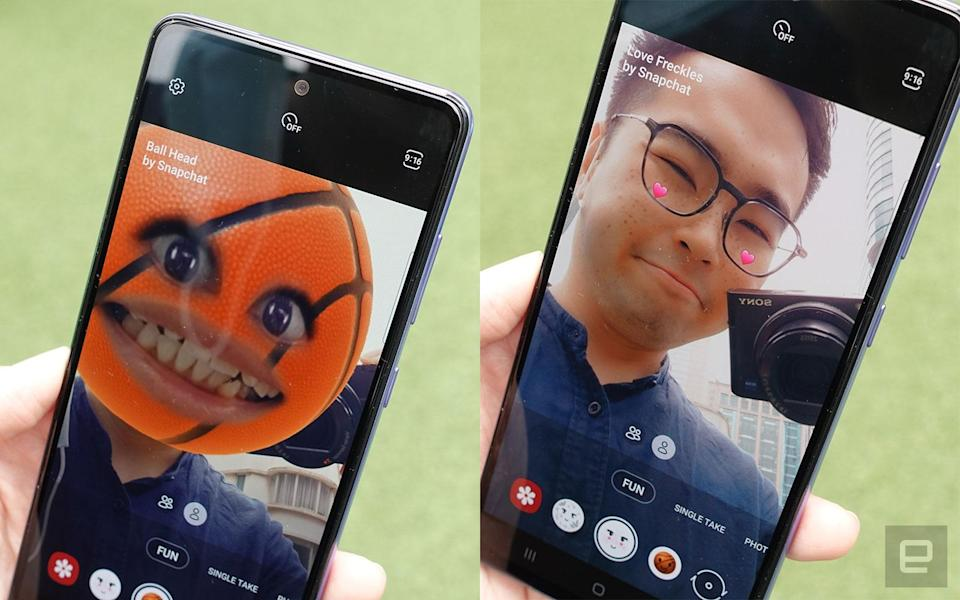 Fun Mode by Snapchat
