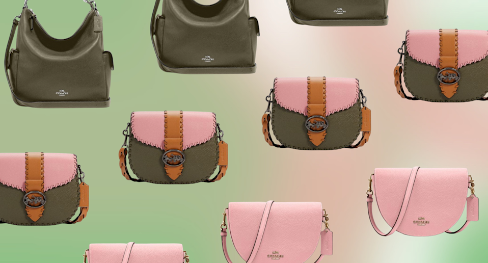 Coach just slashed its prices on more than 120 items — and prices start at just $26 (Photos via Coach Outlet)