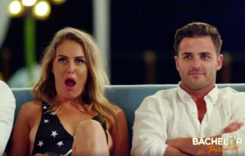 The new Bachelor in Paradise teaser has been released, and in between the sunset gazing, romantic swims and shirtless bodies (hello, Apollo), there's some massive bombshells we need to discuss. Source: Channel Ten