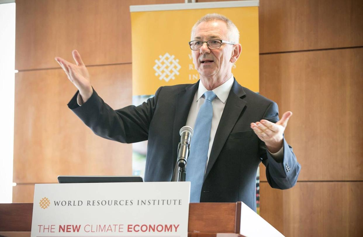 """World Resources Institute CEO Andrew Steer responded:""""Every healthy organization faces challenges from time to time. The key is to use such events as an opportunity to improve the way we operate."""" (Photo: World Resources Institute)"""