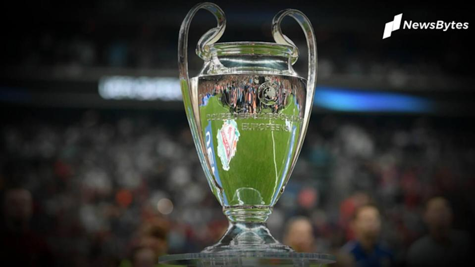 Champions League: Here