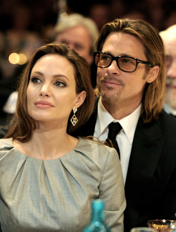 "Brad Pitt and Angelina Jolie are embroiled in ""World War III"" over his ""dangerous"" helicopter flying, reports Star. The mag says Pitt tried to fly his new chopper -- with sons Pax and Maddox onboard -- before even getting certified by his instructor, causing Jolie to flip out. For whether she's banned Pitt from his new hobby altogether, click over to Gossip Cop."