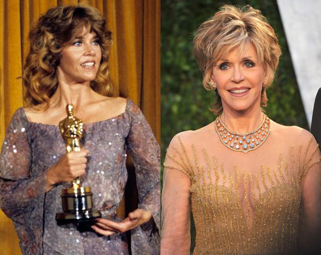 "Jane Fonda has been nominated seven times for the Oscar and in 1979 she won her second Best Actress award for her role in ""Coming Home."""