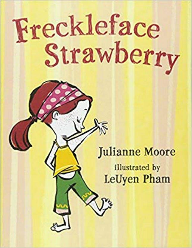 freckleface strawberry julianne moore