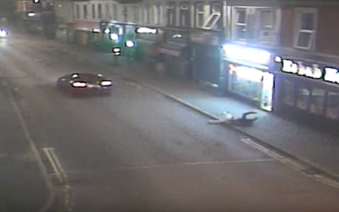 Derby shocking hit-and-run - Credit: Derbyshire Constabulary