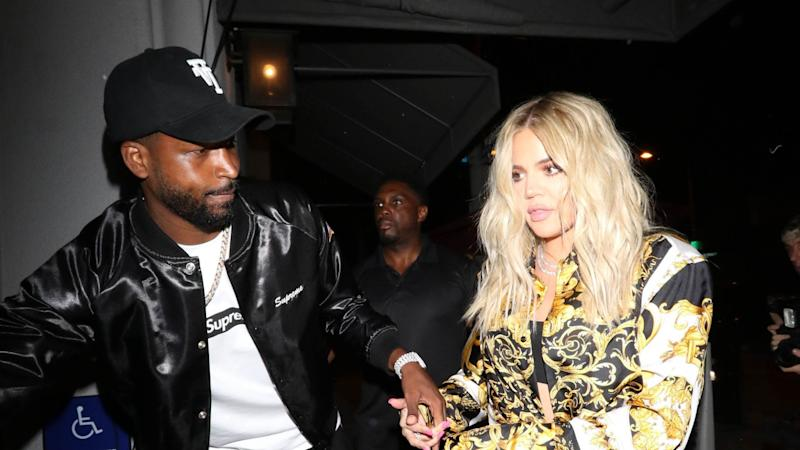 Khloe Kardashian and Tristan Thompson Step Out for Date Night in L.A. After Mexican Getaway