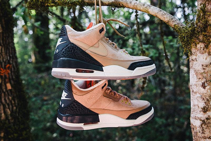 a01e56efbca Justin Timberlake's New Air Jordan 3 Is Inspired By His 'Man of the Woods'  Album