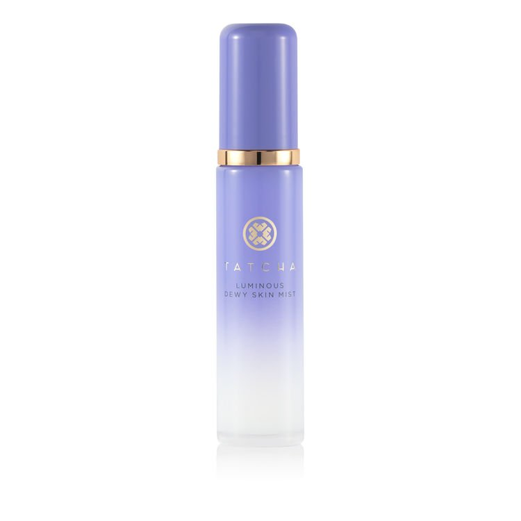 """I totally get the cult of Tatcha after using this face mist, a category I generally find to be <em>meh</em>. On a bare, just-cleansed face, it feels like it packs almost as much hydration as my usual moisturizer—which can be credited to the hyaluronic acid, humectants, and botanical oils in the formula. I immediately feel like they're soaked into my skin, and I'm left with a cushion-y, dewy glow. <em>—Brionna Jimerson, social media manager</em> $48, Tatcha Luminous Dewy Skin Mist. <a href=""""https://www.tatcha.com/product/SKIN-MIST-V2.html"""" rel=""""nofollow noopener"""" target=""""_blank"""" data-ylk=""""slk:Get it now!"""" class=""""link rapid-noclick-resp"""">Get it now!</a>"""
