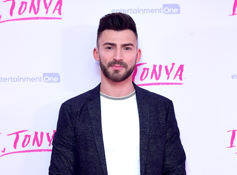 Dancing on Ice favourite Jake Quickenden injured ahead of final