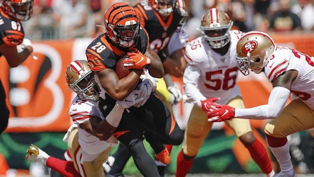 Joe Mixon owns Bengals' rushing woes, but it's more complicated than that