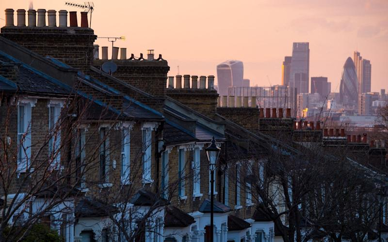 If London house prices continue on a downward trend it could create more potential 'mortgage prisoners' - PA