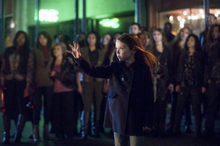 Summer Fontana as Hope in The CW's The Originals. (Photo Credit: Bob Mahoney/The CW)
