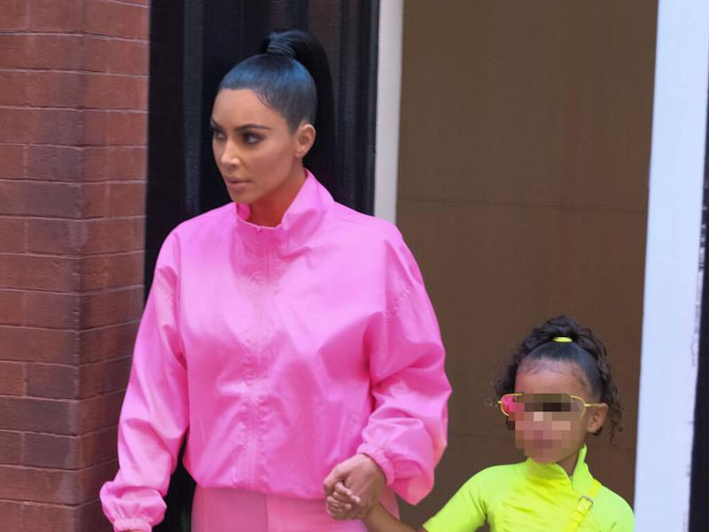 Kim Kardashian responds after ZaZa's parents accuse North of sampling song without credit