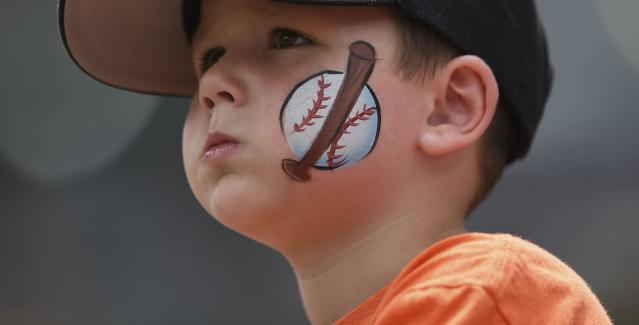 The A's and Orioles have a great idea to seed future fans: Free tickets. (AP)