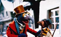 "<p>Charles Dickens, the Muppets, and Michael Caine come together to expertly create this must-see Christmas film. Gonzo the Great (as Charles Dickens) and Rizzo the Rat narrate the classic 19th-century tale of a grumpy old man who hates Christmas. Ebenezer Scrooge (played by Michael Caine) is forced to learn the error of his ways after being visited by the ghosts of Christmas Past, Present, and Future, all of whom are portrayed by your favorite Muppets. Need we say more?</p> <p><a href=""https://www.disneyplus.com/movies/the-muppet-christmas-carol/6BumPfZlq5OH"" class=""link rapid-noclick-resp"" rel=""nofollow noopener"" target=""_blank"" data-ylk=""slk:Watch The Muppet Christmas Carol on Disney+"">Watch <strong>The Muppet Christmas Carol</strong> on Disney+</a>.</p>"