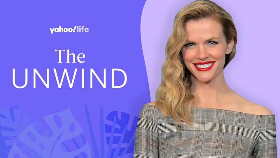 Brooklyn Decker says spending time outdoors has been a big mental health boost during the pandemic. (Photo: Getty Images; designed by Quinn Lemmers)
