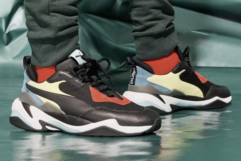 On Thunder Shoe Joins Dad Puma Party Trend With Chunky Spectra The xeodBWrC
