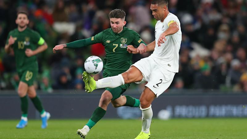 Maguire sets sights on Denmark after dazzling in Ireland victory