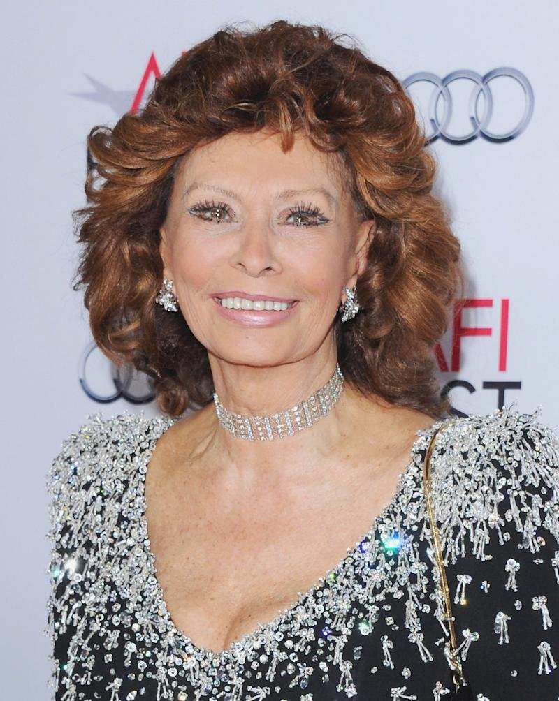 "In her 2014 memoir, <i>Yesterday, Today, Tomorrow</i>, icon Sophia Loren opened up about her two miscarriages. Recalling her doctor's cold response to her loss, she wrote, ""His scathing words dashed all my hopes, making me feel powerless, barren and deeply inadequate."""