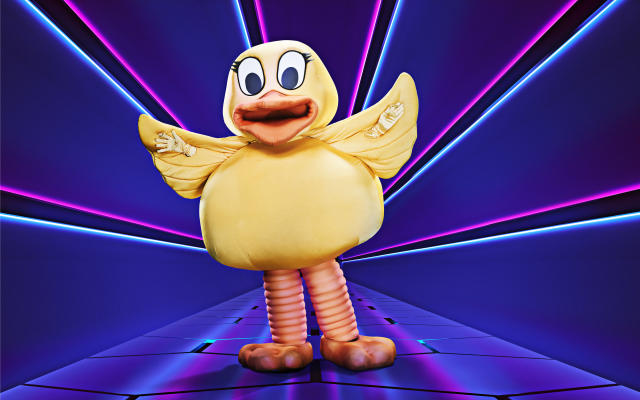 Duck has said they were an athlete. (ITV/Bandicoot TV)