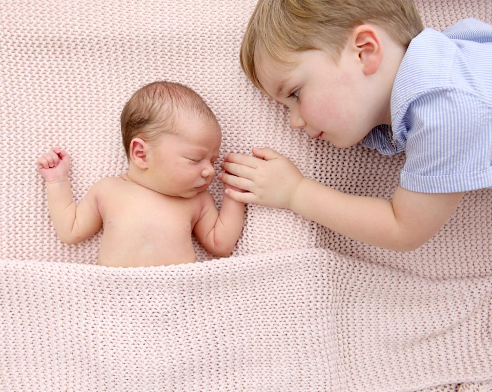 Claudia and Benjamin's two children - Marnie (left) and Maddox (right). (Supplied)