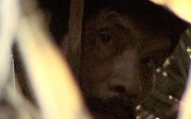Film makers of the documentaryCorumbiara were the last people to get up close footage of the man in the hole - Corumbiara