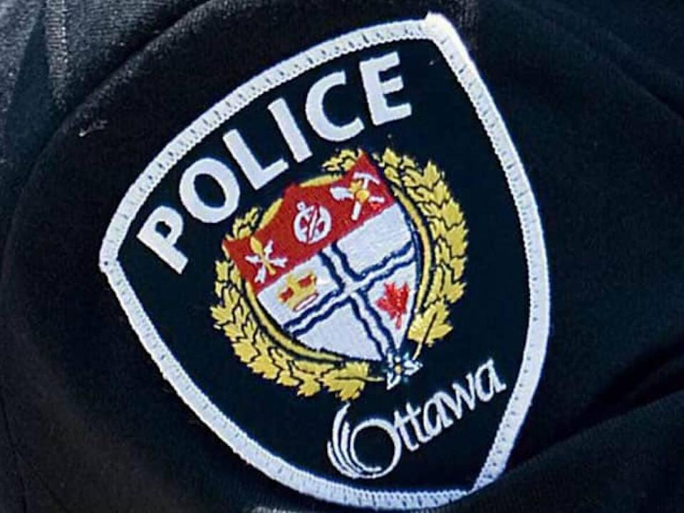 A pedestrian was taken to hospital after being struck by a vehicle on Heron Road Saturday morning.  (CBC - image credit)