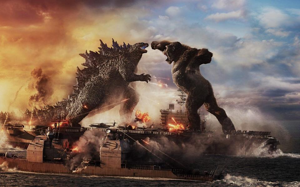 GODZILLA VS. KONG, - Courtesy of Warner Bros. Pictures