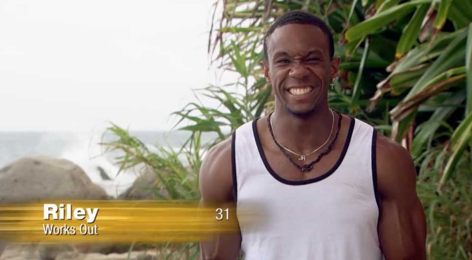 Bachelor in Paradise grab