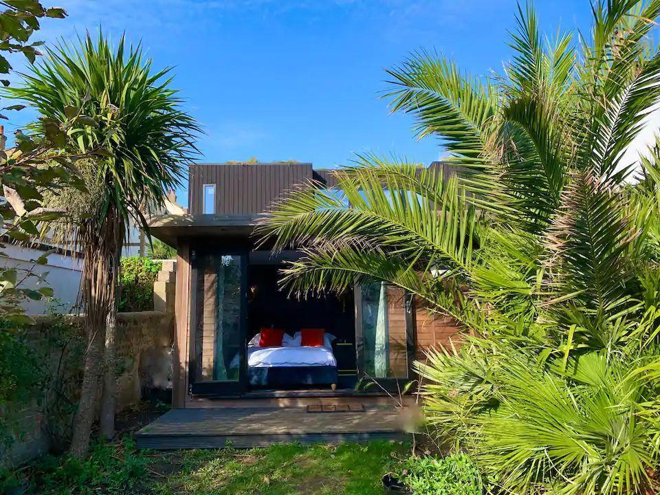 """<p>For something quirky, cute and a little exotic, this Airbnb in Brighton is a chic garden room inspired by the host's travels. It's a peaceful and quiet space that sits just a few minutes' walk from the sea. The rental comes with its own private entrance, access to the terrace for relaxing in the sun and it's small but perfectly formed, making it ideal for couples.</p><p><strong>Sleeps:</strong> Two</p><p><strong>Price per night: </strong>£60.00</p><p><strong>Why we like it:</strong> It's an unexpected bolthole for a different kind of escape</p><p><a class=""""link rapid-noclick-resp"""" href=""""https://airbnb.pvxt.net/YggM6m"""" rel=""""nofollow noopener"""" target=""""_blank"""" data-ylk=""""slk:SEE INSIDE"""">SEE INSIDE</a><br></p>"""