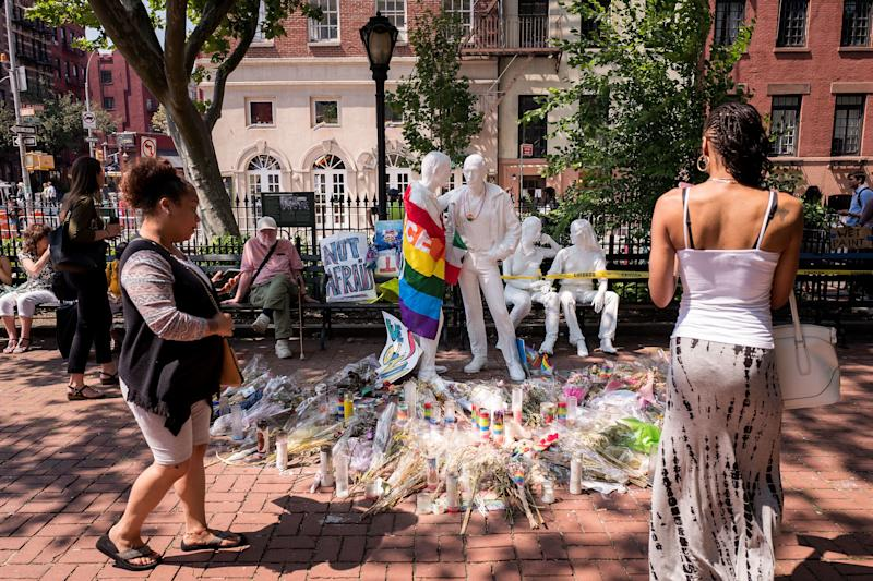 In 2016, former President Barack Obama designed the Stonewall Inn and its environs as the country's first national monument to LGBTQ rights.