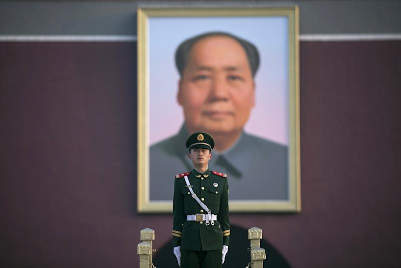China Says It Doesn't Want to Replace U.S. as 'Boss of World'