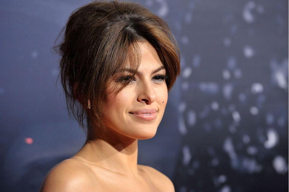 "<p>The actress entered rehab in 2008 and has been sober ever since. Speaking to <a href=""https://www.huffingtonpost.co.uk/entry/eva-mendes-opens-up-on-su_n_111227?ri18n=true"" rel=""nofollow noopener"" target=""_blank"" data-ylk=""slk:Interview"" class=""link rapid-noclick-resp"">Interview</a> magazine, she said: 'I am proud of people who have the determination and the fearlessness to actually go face their demons and get better.'</p>"