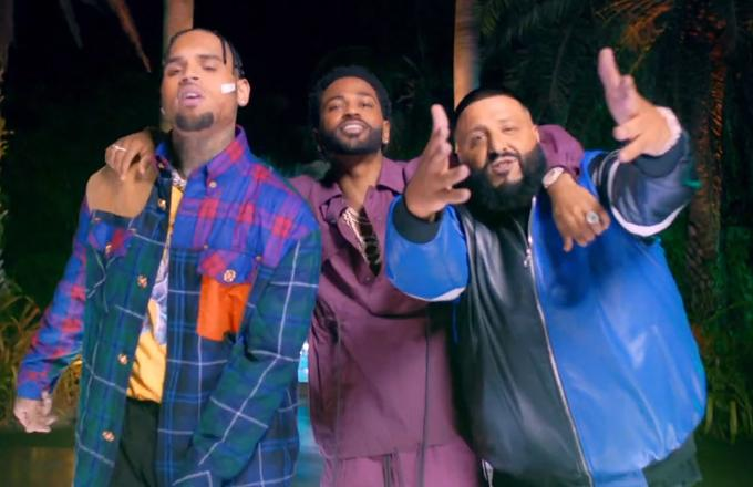 DJ Khaled releases new video filmed days before Nipsey Hussle's death
