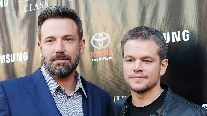 Ben Affleck And Matt Damon's Company To Add Inclusion Rider To All Films