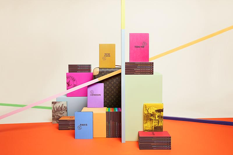 Louis Vuitton's updated City Guides