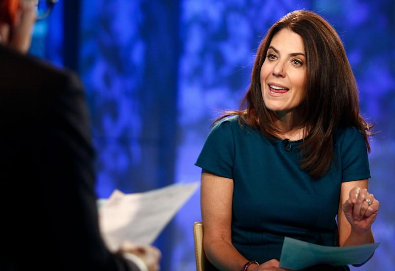 TODAY -- Pictured: Jean Chatzky appears on NBC News' 'Today' show -- (Photo by: Peter Kramer/NBC/NBC NewsWire via Getty Images)