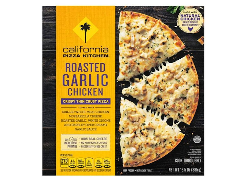 cpk roasted garlic chicken
