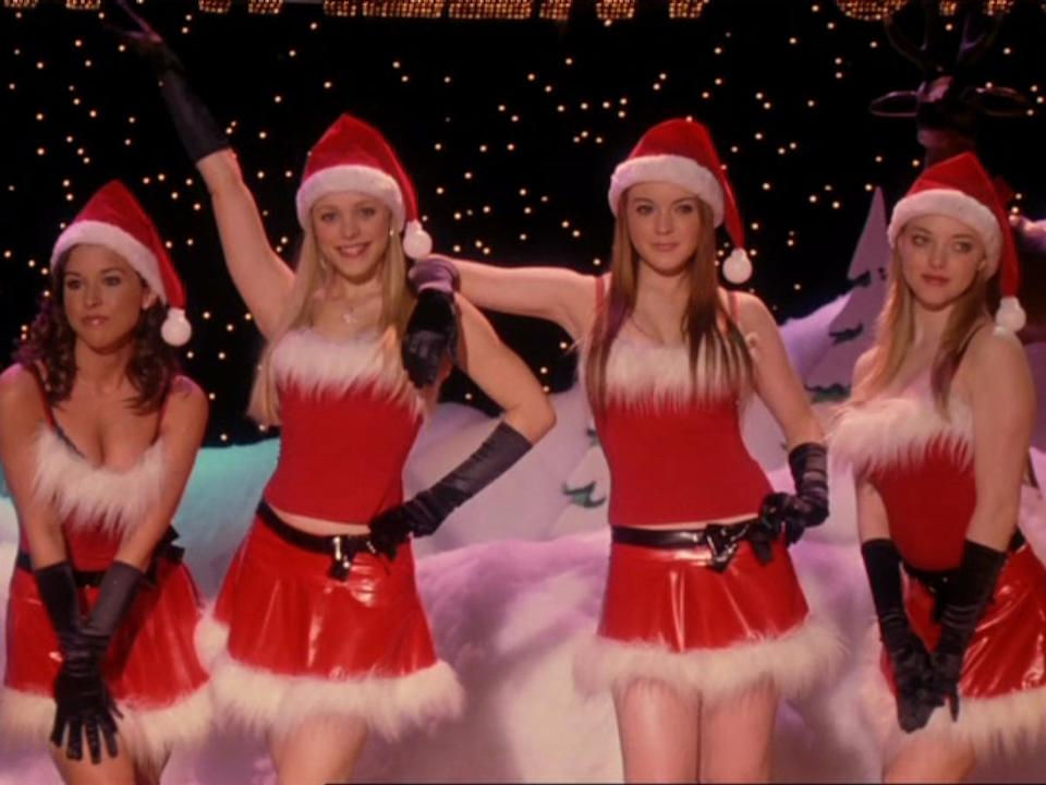 The most memorable Christmas performance.