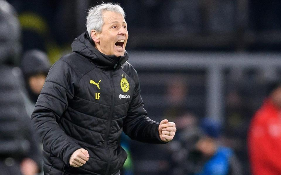Crystal Palace close on new manager Lucien Favre – as Spurs miss out on another target Julen Lopetegui - GETTY IMAGES