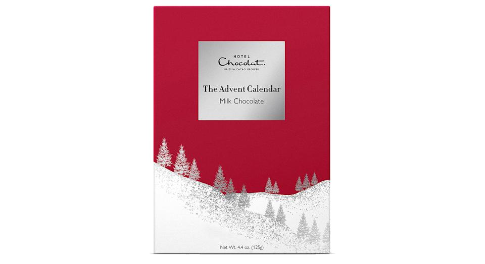 Hotel Chocolat The Advent Calendar 40% Milk Chocolate