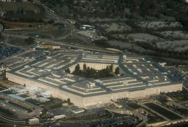 The former Pentagon chiefs include two appointed by Donald Trump